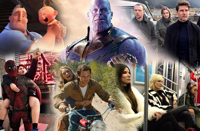 <p>Read on for our countdown of the most anticipated summer movies. </p>