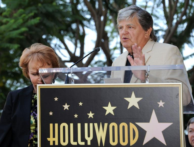 Phil Everly attends the Buddy Holly Hollywood Walk Of Fame Induction Ceremony in Hollywood, California September 7, 2011