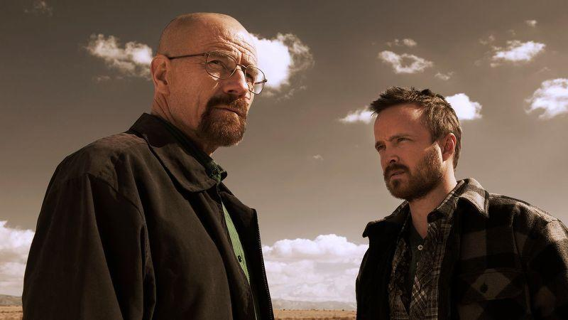 "Bryan Crynston und Aaron Paul in ""Breaking Bad"" (Bild: Sony Pictures Television)"