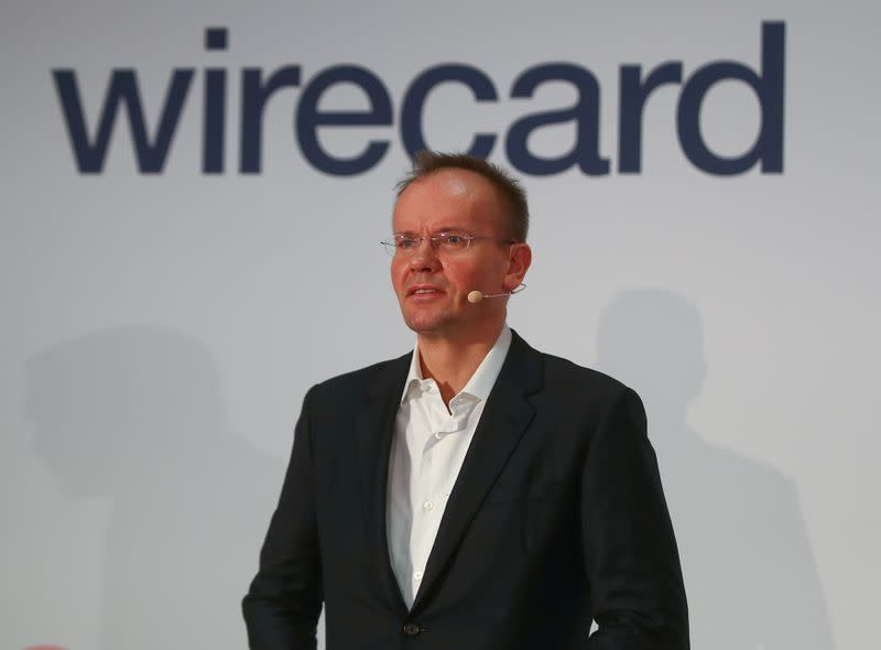 German regulator examines stock trades by Wirecard CEO