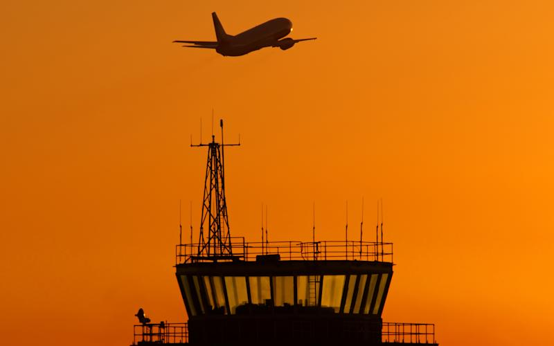Air traffic in the UK is in urgent need of modernisation - JohnnyPowell