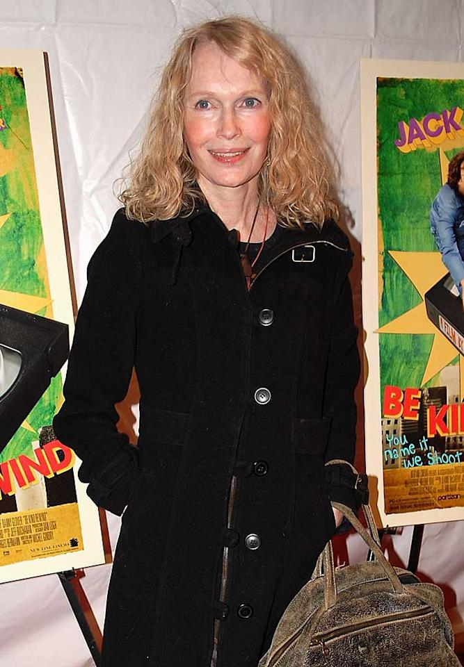 "February 9: Mia Farrow turns 66 Shane Gritzinger/<a href=""http://www.filmmagic.com/"" target=""new"">FilmMagic.com</a> - February 19, 2008"