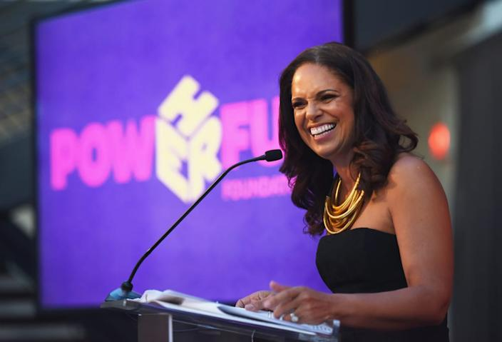 """<div class=""""inline-image__caption""""><p>Soledad O'Brien attends the PowHERful Benefit Gala on June 13, 2018, in New York City.</p></div> <div class=""""inline-image__credit"""">Jennifer Graylock/Getty</div>"""
