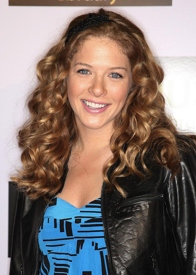 """<a href=""""http://movies.yahoo.com/movie/contributor/1808939386"""">Rachelle Lefevre</a> at the Los Angeles premiere of <a href=""""http://movies.yahoo.com/movie/1809922967/info"""">Push</a> - 01/29/2009"""