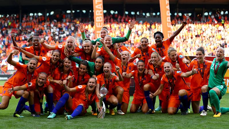 Coronavirus: Women's football won't be killed off by global crisis, vows Euros-winning Dutch boss Wiegman