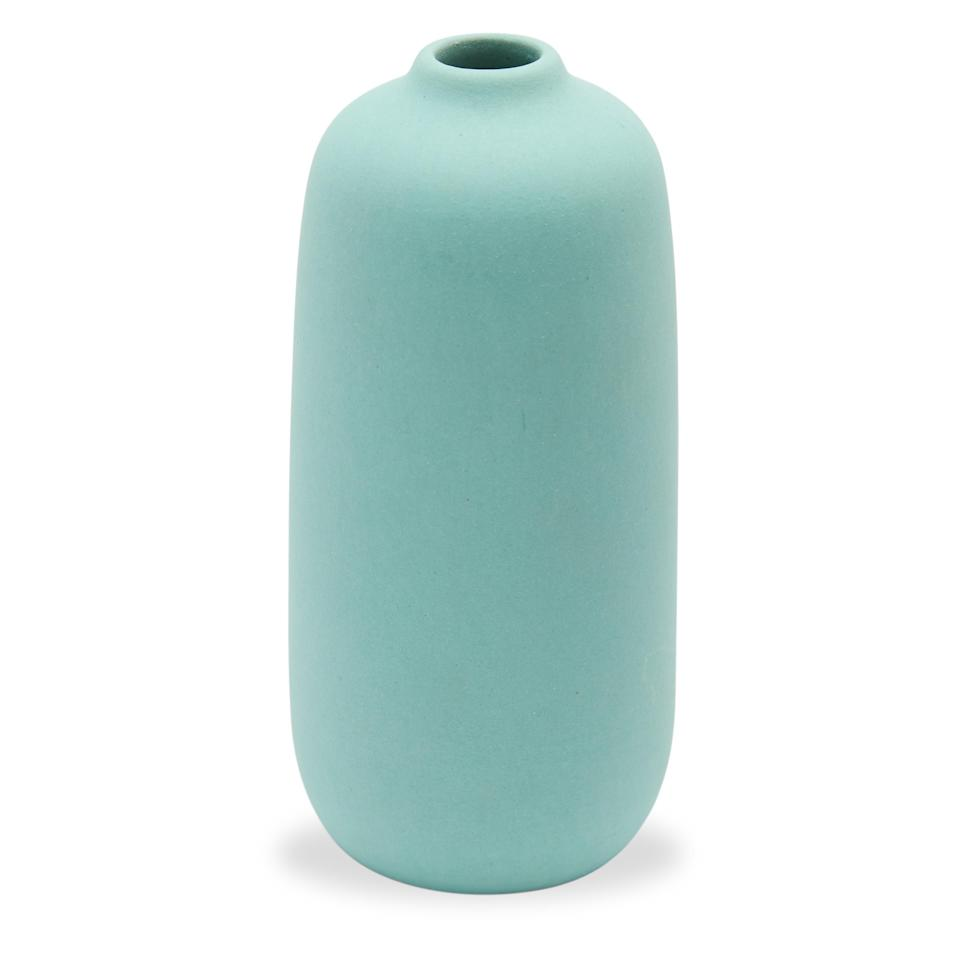 Drew Barrymore Flower Home Perfectly Imperfect Green Vase (Photo: Walmart)