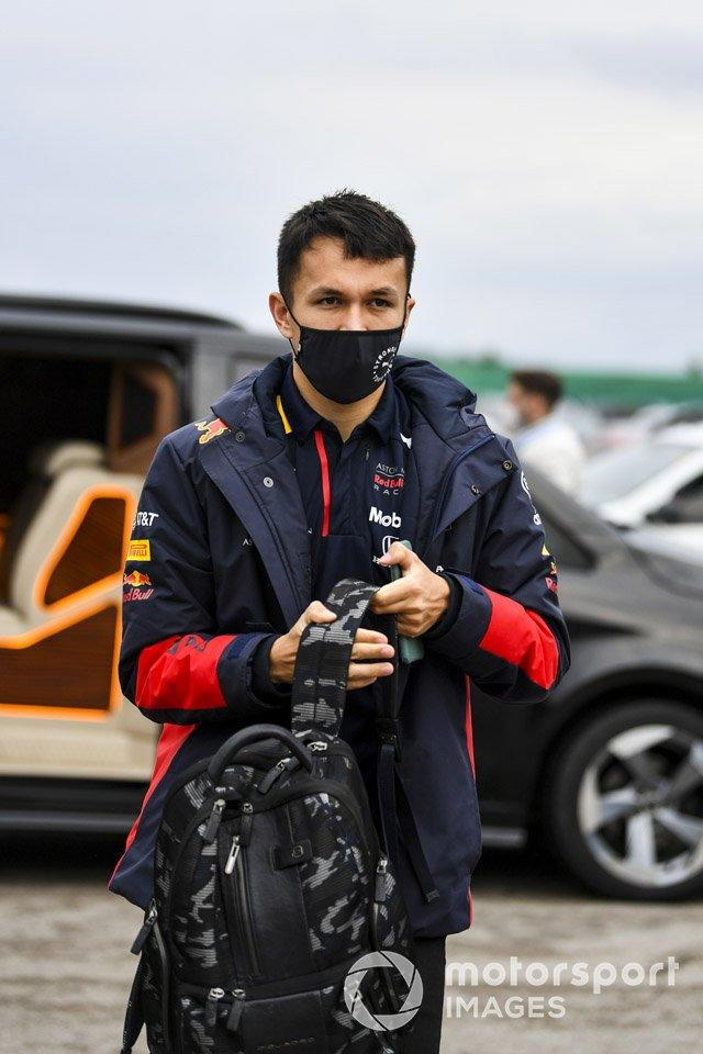 "Alex Albon, Red Bull Racing <span class=""copyright"">Mark Sutton / Motorsport Images</span>"
