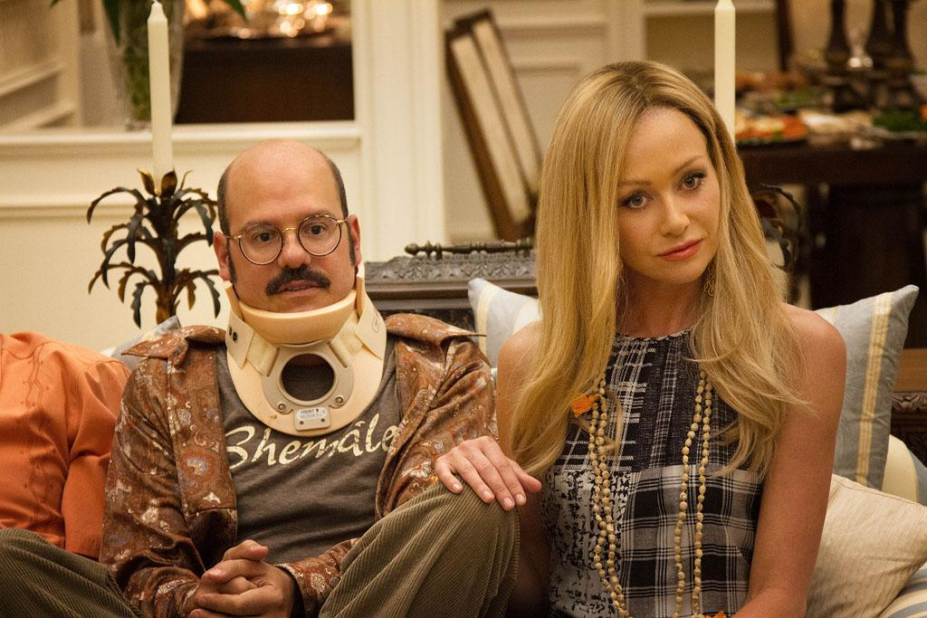 "David Cross and Portia de Rossi in ""Arrested Development"" Season 4."