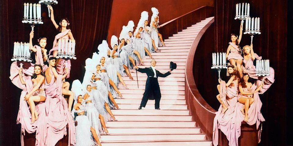 "<p>The year is 1920-something. Talkies are on the horizon, and everyone's job at silent film studio Monumental Pictures is in jeopardy. But the only thing we care about are the buttery vocals of Gene Kelly and Debbie Reynolds, and the smooth moves he puts on her. Get ready to fall in love. <a class=""link rapid-noclick-resp"" href=""https://go.redirectingat.com?id=74968X1596630&url=https%3A%2F%2Fitunes.apple.com%2Fus%2Fmovie%2Fsingin-in-the-rain%2Fid552624705&sref=https%3A%2F%2Fwww.harpersbazaar.com%2Fculture%2Ffilm-tv%2Fg6498%2Fmost-romantic-movies%2F"" rel=""nofollow noopener"" target=""_blank"" data-ylk=""slk:Watch Now"">Watch Now</a></p>"