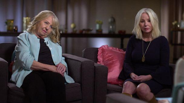 PHOTO: Elizabeth Kendall (left) and her daughter Molly Kendall (right) are seen here during an interview with '20/20.' (ABC News)