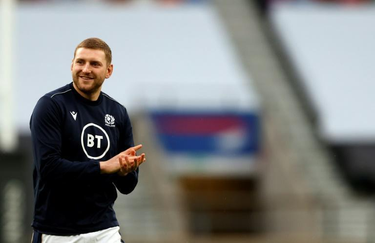 Racing uncertainty - Scotland fly-half Finn Russell