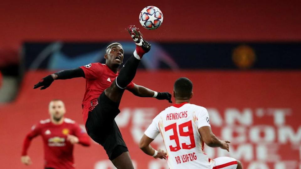 Manchester United v RB Leipzig: Group H - UEFA Champions League   Clive Brunskill/Getty Images