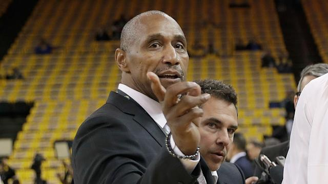 <p>Ralph Walker started working for the Warriors in the 2011-12 season...</p>