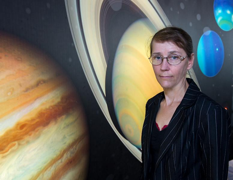 NASA's 'Planetary Protector' on What Everyone Gets Wrong About Her Job