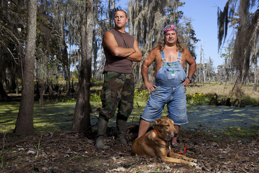 """Swamp People"" airs Thursday, 2/14 at 9 PM on History Channel"