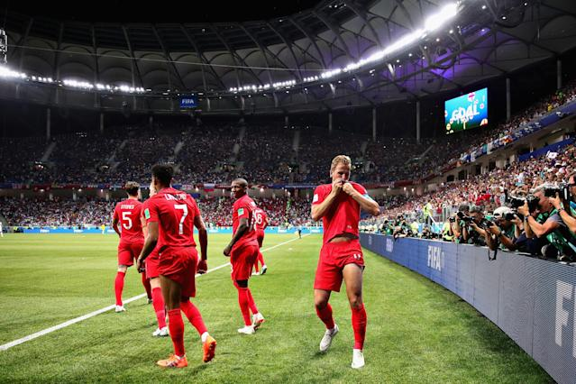 Clive's confident: England will make the World Cup final, former Three Lions striker Allen said on 'The 32'