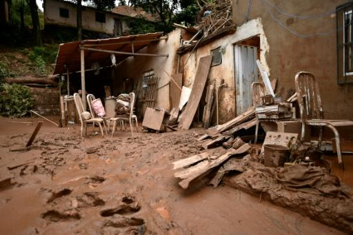 At least 45 people have been killed in the floods, with the death toll expected to rise still further