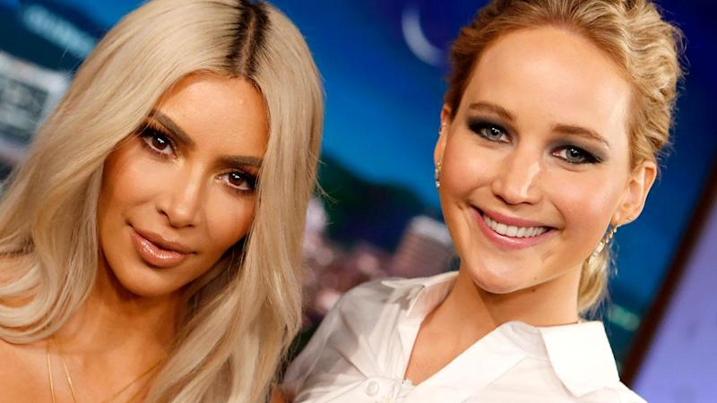 Kim Kardashian Opens Up About Hilarious Interview With Jennifer Lawrence: We Just Winged It (Exclusive)