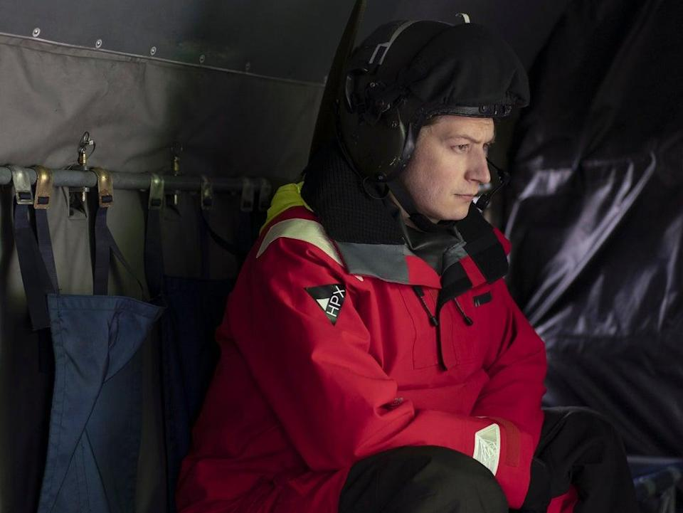 Doward was brought onto the submarine to replace Burke (BBC/World Productions)