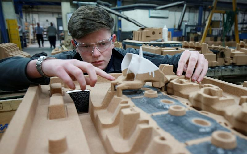 It's important for each apprentice to be factored into the company's growth strategy and future planning