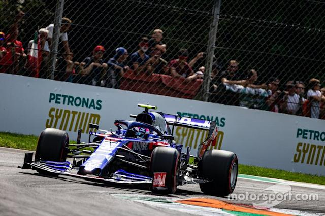 "Pierre Gasly, Toro Rosso STR14 <span class=""copyright"">Alessio Morgese / Luca Rossini</span>"