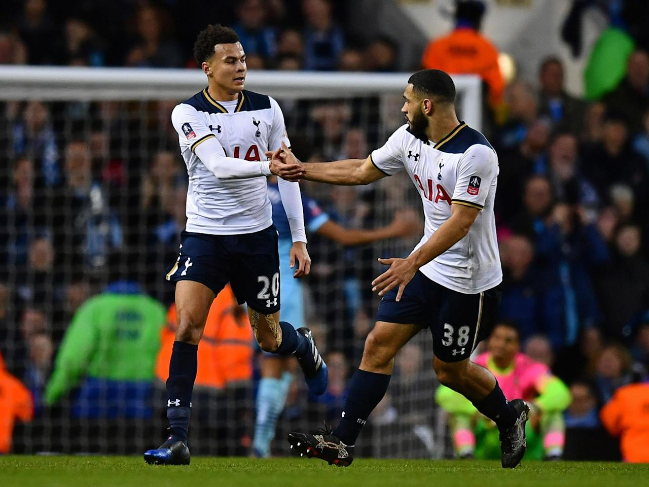 Tottenham's late surge spares blushes and breaks Wycombe hearts