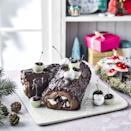 """<p>Black Forest Yule Log: It wouldn't be Christmas without a Yule log, and this one has a fruity, boozy hit of cherries and kirsch.</p><p><strong>Recipe: <a href=""""https://www.goodhousekeeping.com/uk/food/recipes/a29831669/black-forest-yule-log/"""" rel=""""nofollow noopener"""" target=""""_blank"""" data-ylk=""""slk:Black Forest Yule log"""" class=""""link rapid-noclick-resp"""">Black Forest Yule log </a></strong></p>"""