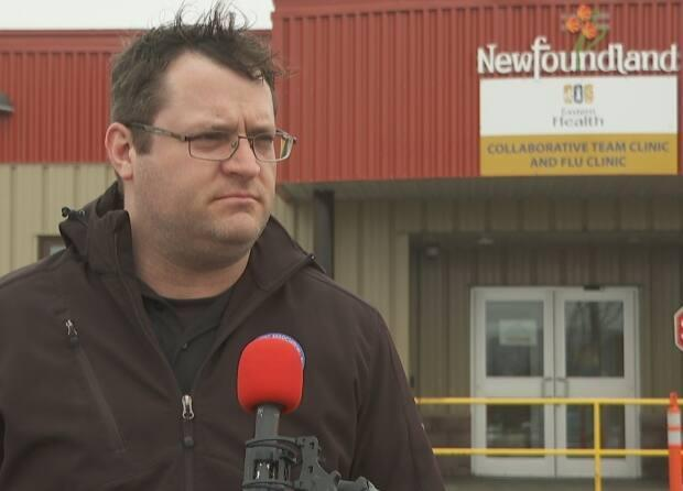 Rodney Gaudet of the Paramedics Association of Newfoundland and Labrador says getting the vaccine is another key part to workers protecting themselves.