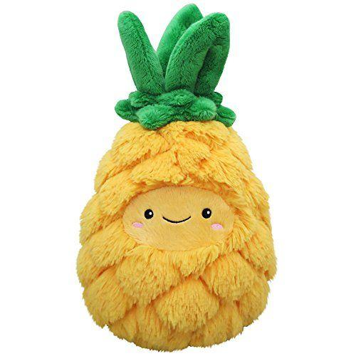 """<p><strong>Squishable Minis</strong></p><p>amazon.com</p><p><strong>$19.99</strong></p><p><a href=""""https://www.amazon.com/dp/B075572BJ6?tag=syn-yahoo-20&ascsubtag=%5Bartid%7C10055.g.29553257%5Bsrc%7Cyahoo-us"""" target=""""_blank"""">Shop Now</a></p><p>Any 10-year-old would love to keep this happy, bright pineapple smiling any corner of her room. (Pineapples are the new avocados, after all.) This 7"""" plush is also really fun to squeeze. <em>Ages 3+</em></p>"""