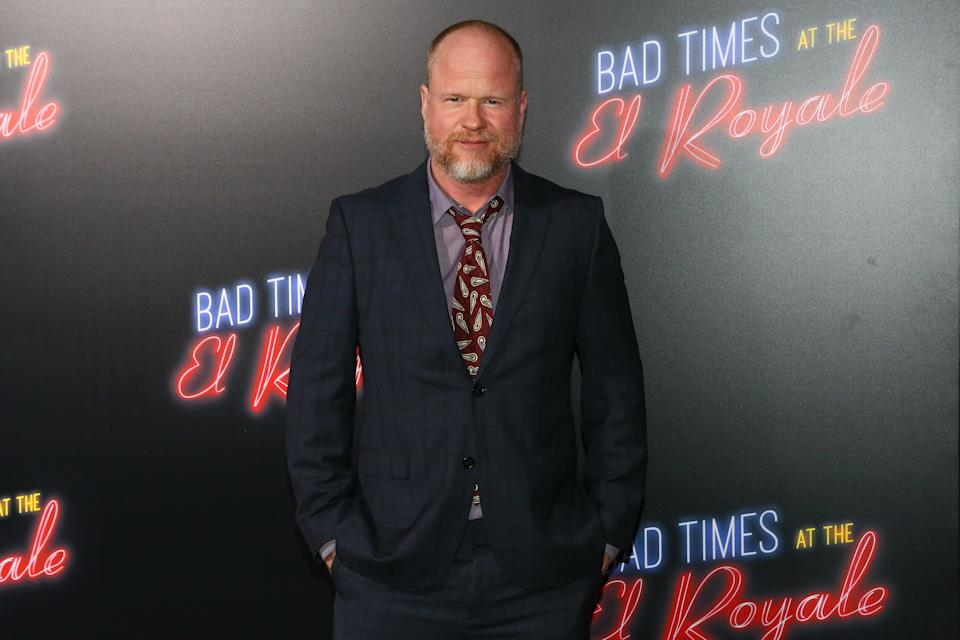 HOLLYWOOD, CA - SEPTEMBER 22:  Joss Whedon arrives to the premiere of 20th Century FOX's