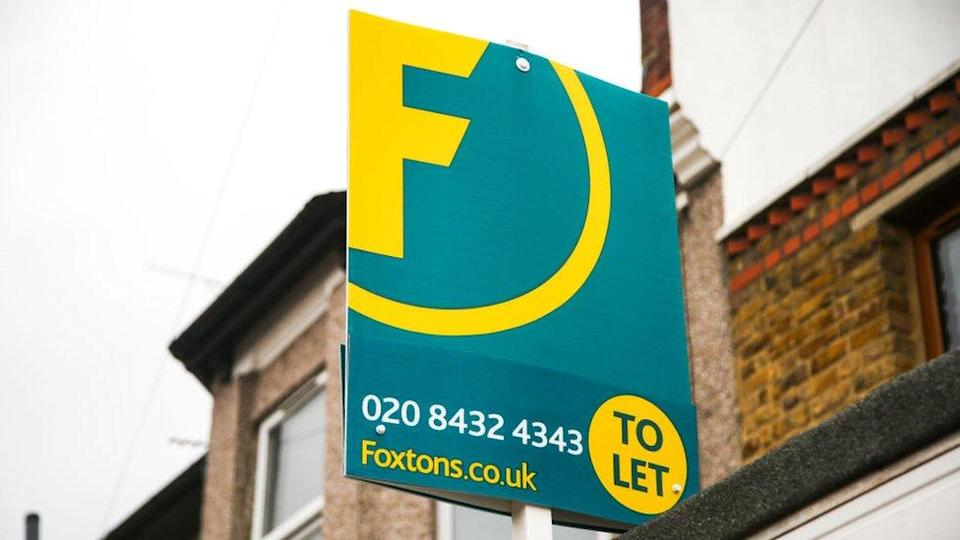 Foxtons sign