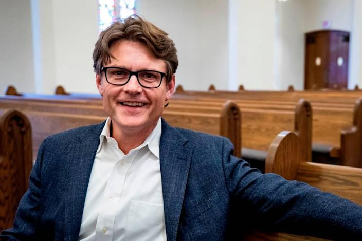 Ryon Price of Broadway Baptist Church in Fort Worth