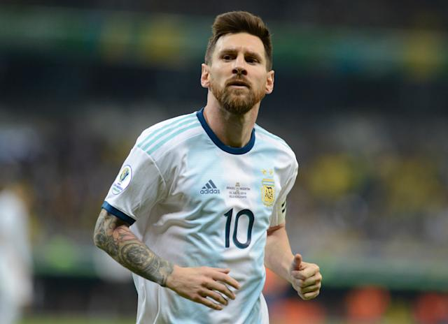 This Lionel Messi has not signed with a Norwegian club. (Getty)