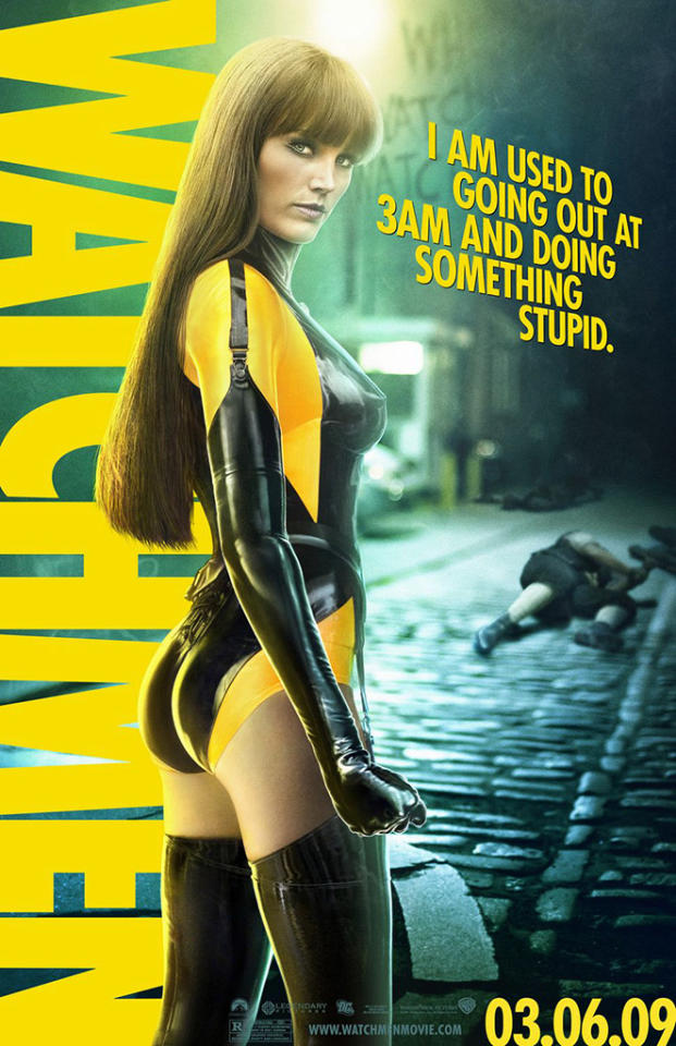 Warner Bros. Pictures' 'Watchmen' - 2009