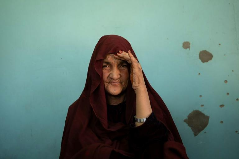 In deeply conservative Afghanistan, even in areas under the control of the previous US-backed governments, women and men were expected to be treated by a health professional of the same sex (AFP/Elise BLANCHARD)