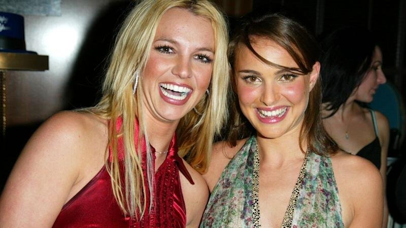 Natalie Portman Shares How She Became Friends With Britney Spears
