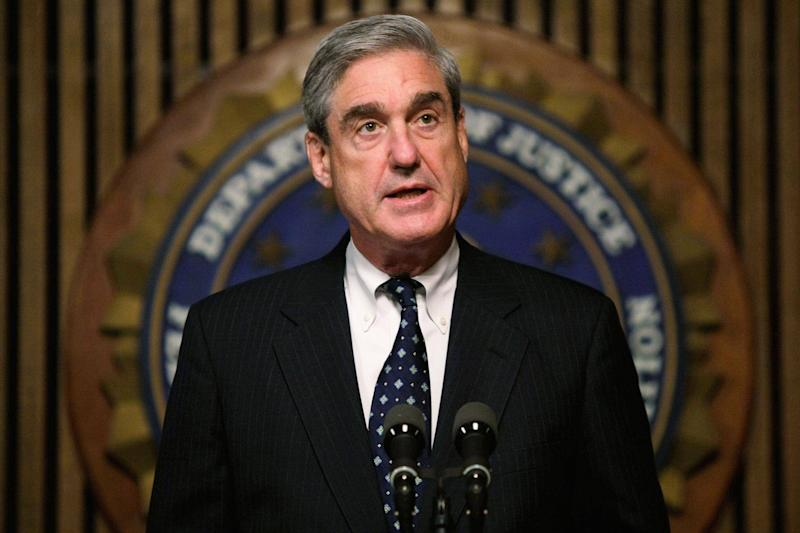Special counsel Robert Mueller (Photo by Alex Wong/Getty Images): Getty Images