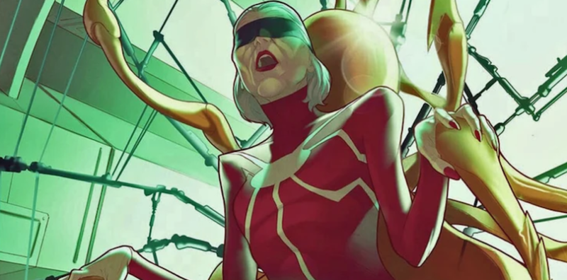 Sony developing new Spider-Man universe spin-off Madame Web