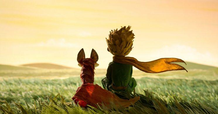 The Little Prince achieved some moments of true beauty. (Photo: Paramount)