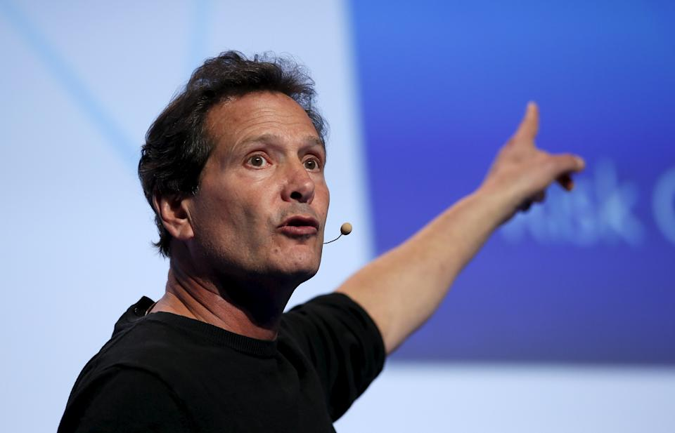 Dan Schulman, CEO of PayPal. Photo: Albert Gea/Reuters
