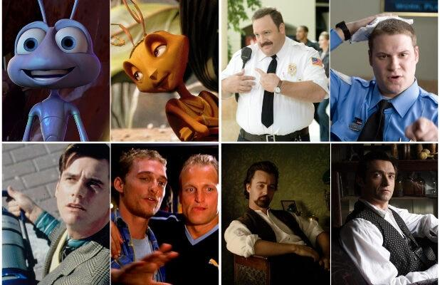 17 Similar Movies That Premiered Just Months Apart (Photos)