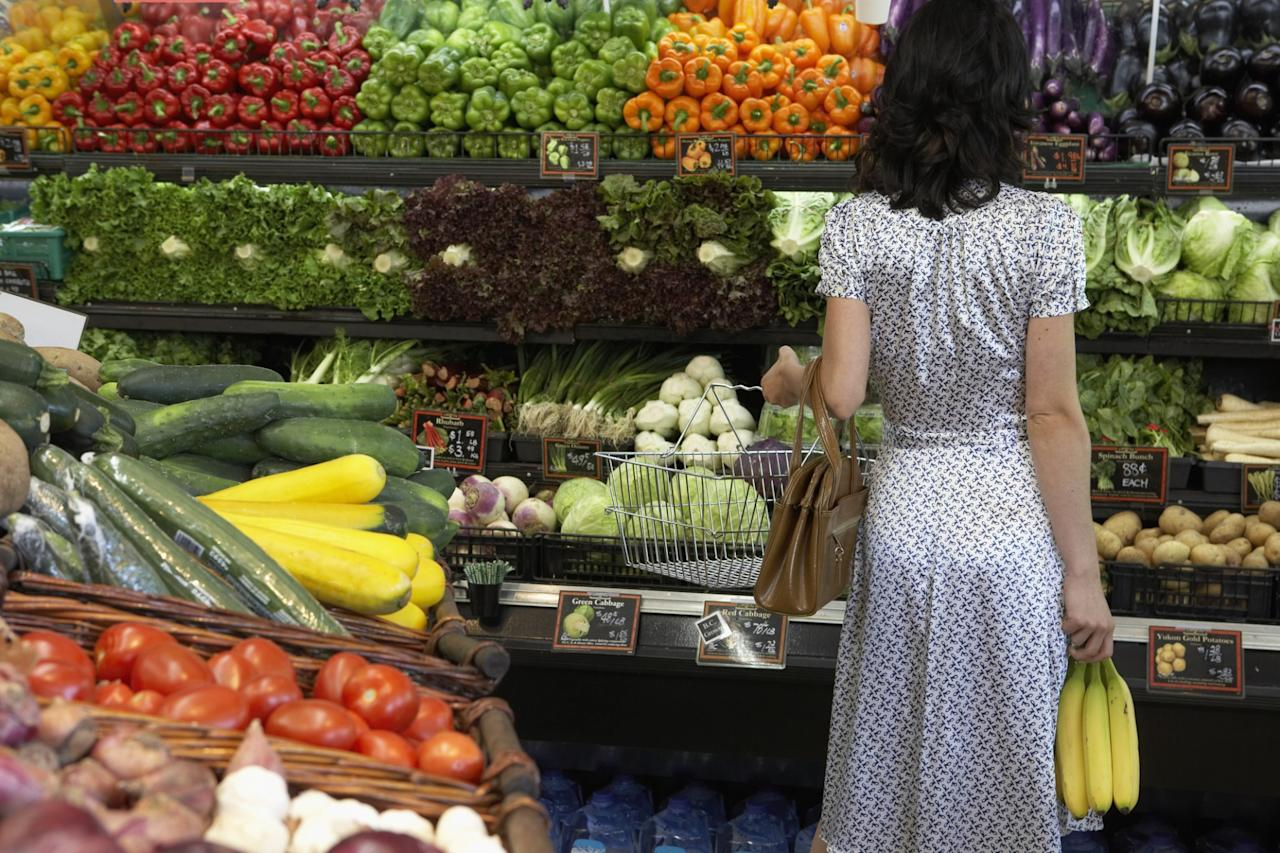 <p>These fruit and veggies contain the most pesticides. </p>