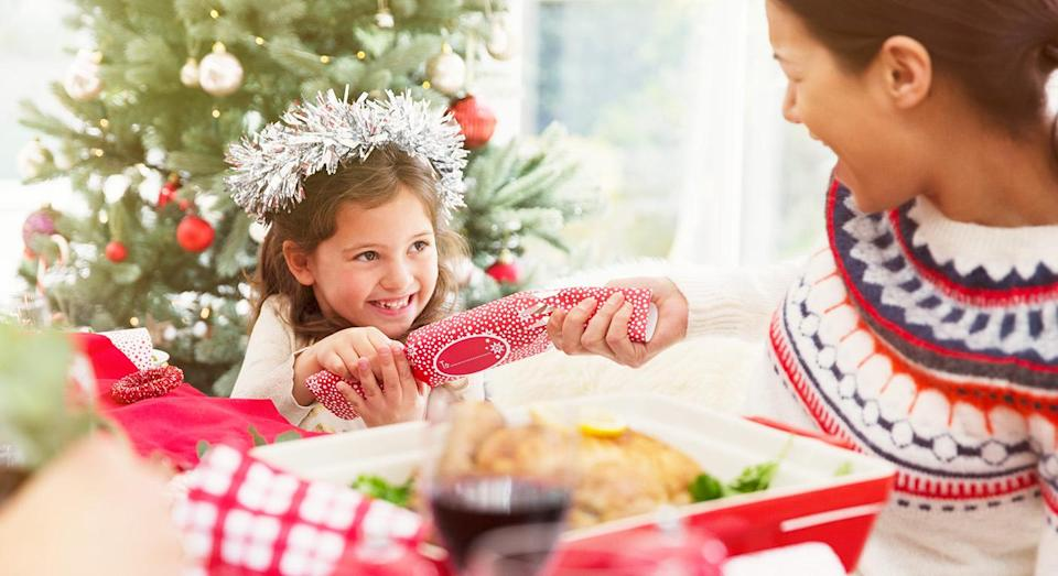 A Mumsnet debate about Christmas cracker prizes has divided opinion. [Photo: Getty]