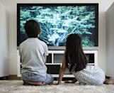 <p>It's easy to forget to clean television screens, computer screens, and even tablets, but they all accumulate dust... and if fingers are touching them, they're probably full of some pretty gross germs as well. </p><p><strong>How to clean</strong>: You can buy a spray cleaner that are safe to use on electronic screens or you can make your own by mixing water and isopropyl alcohol. Spray onto the screens, then gently wipe off with a microfiber cloth. </p>