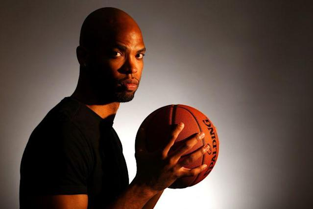 "<a class=""link rapid-noclick-resp"" href=""/nba/players/4631/"" data-ylk=""slk:Taj Gibson"">Taj Gibson</a> played five seasons for Tom Thibodeau in Chicago. (AP)"