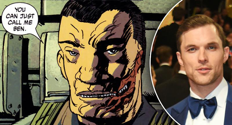 Ed Skrein backs out of playing Asian character in 'Hellboy'