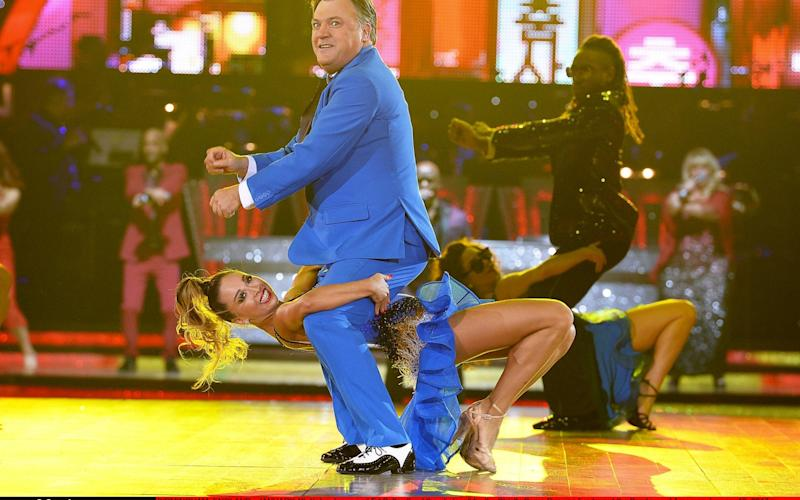 Ed Balls became the unlikely star of Strictly Come Dancing - Getty Images Contributor