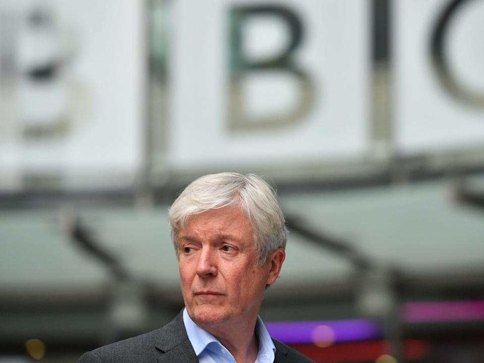 Former BBC director-general Lord Hall led the heavily criticised 1996 investigation into the circumstances around the 'Panorama' interview with Princess Diana (PA)