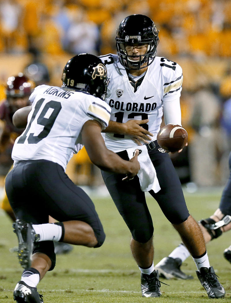 Sefo Liufau era begins in Colorado on Saturday