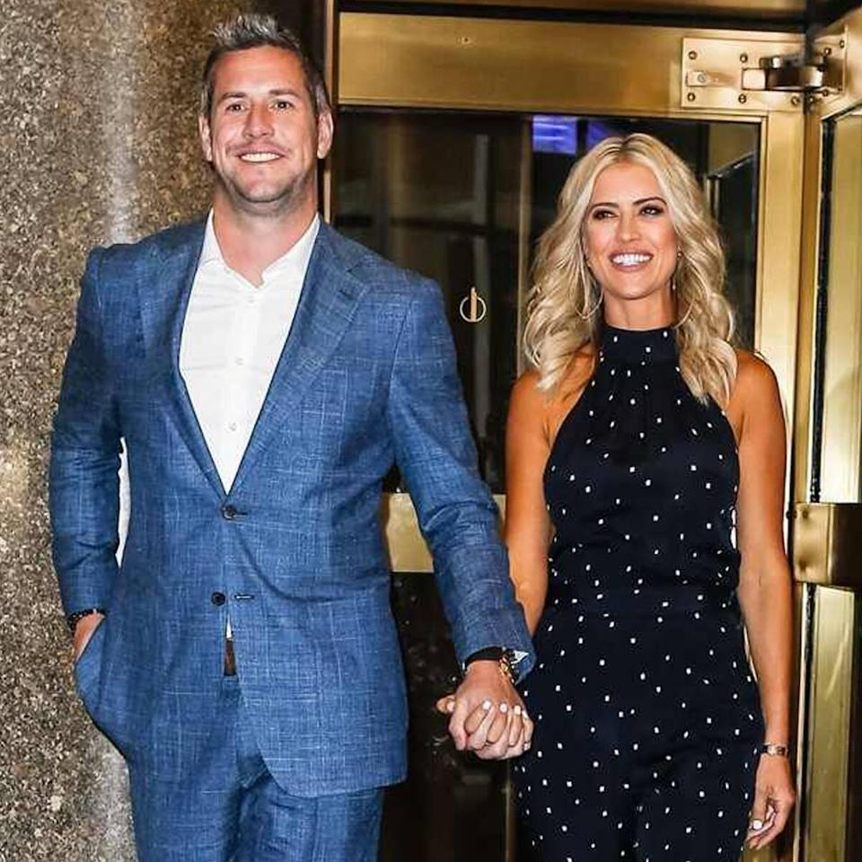 """Flip or Flop 's Christina Anstead Chooses to """"Find Peace"""" After Ant Anstead Split"""